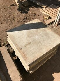 FREE 34 3ft x 2ft Slabs available