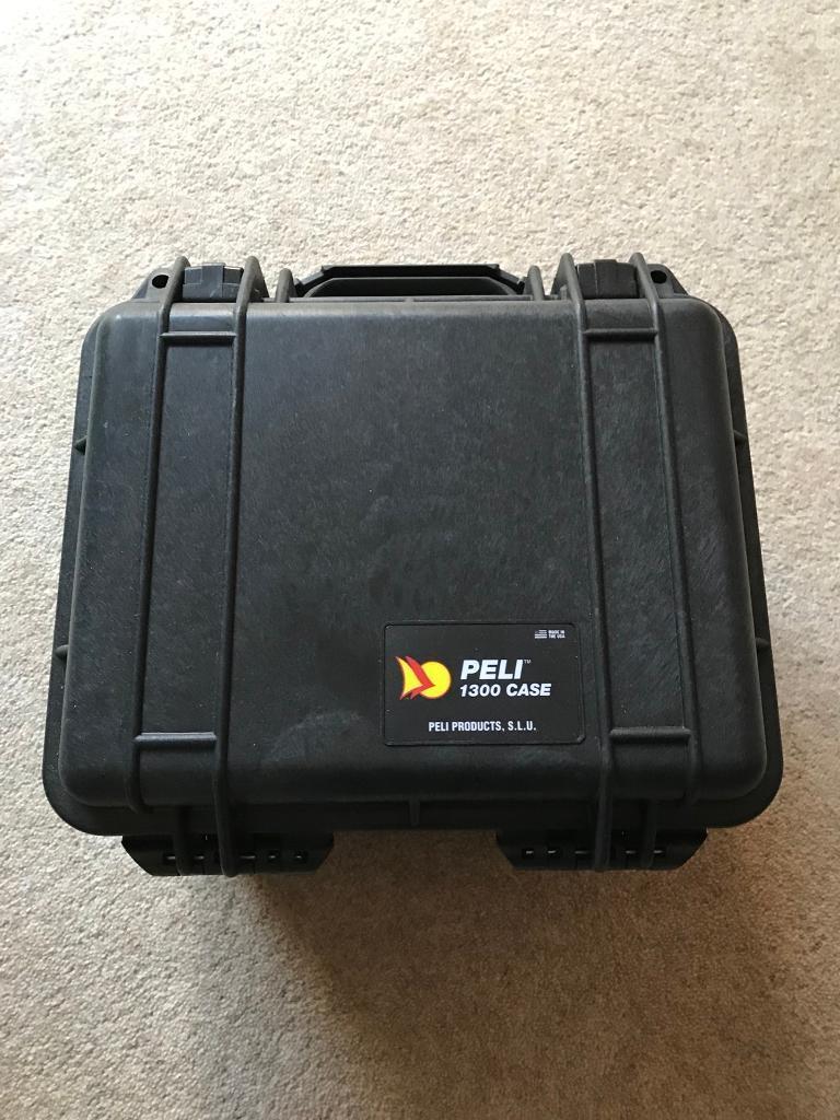 Peli 1300 Case / NEW & UNUSED