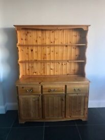 Welsh dresser -ideal upcycling project