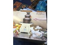Hinari chocolate fountain. Brand new boxed