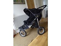 Out n About Nipper 360 Double Buggy with lots of extras - Excellent Condition!