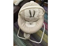 Graco baby swing 6 settings musical