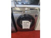 Ex-display SAMSUNG series 5+ add wash 8kg washing machine 1400 spin speed with 1 year warranty