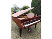 Wm. Steinmann baby grand piano |Belfast Pianos |Free delivery |