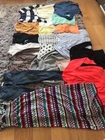 Clothes Bundle (20 items) Size 8