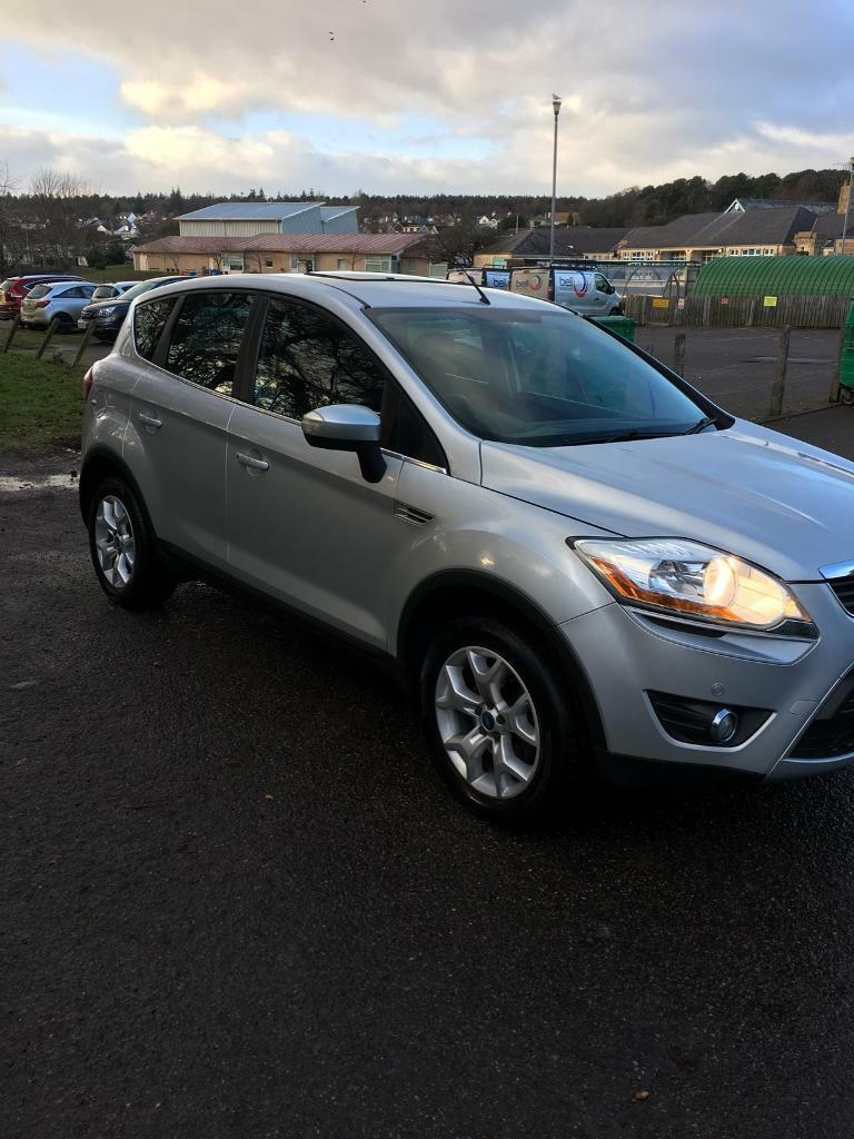 2009 ford kuga 2 0 tdci zetec 4x4 in elgin moray gumtree. Black Bedroom Furniture Sets. Home Design Ideas