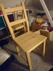 Two IKEA chairs - FREE