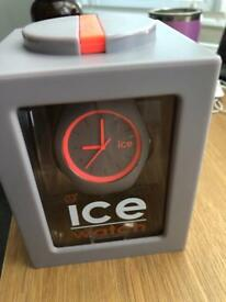 Silicone strap Ice Watch