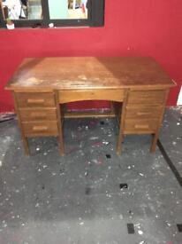 Vintage Abbess Desk