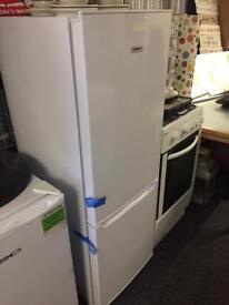 Brand new fridgemaster fridge freezer £130 includes delivery