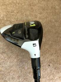 Taylormade 2017 M1 #5 Wood With Headcover