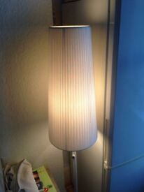 IKEA 365+ Lunta Standing Lamp White with Dimmer