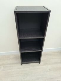 Ikea Billy bookcase in black - £7