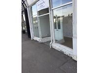 Highly Visible Shop at Low Rent on Princes Avenue