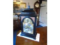 Superb Georgian Bracket Clock by famous London maker John Fladgate c.1760