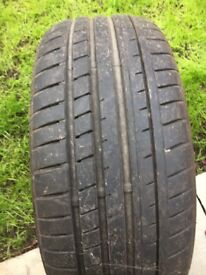 4 tyres size 205/50/17