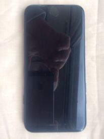 IPhone 7 black, 32 gb, locked to EE, great condition