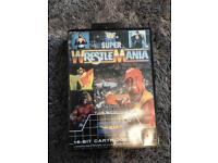 Super wrestle mania sega