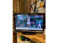 TECHWOOD MODEL 22884 22 INCH HD READY TV & DVD COMBI