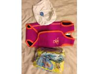 Mothercare baby swimming starter kit