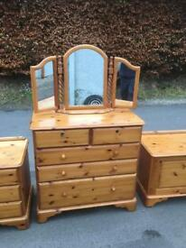 Westminster Pine chest of drawers * free furniture delivery*