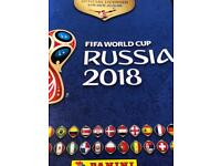 Panini World Cup 2018 Sticker Swaps