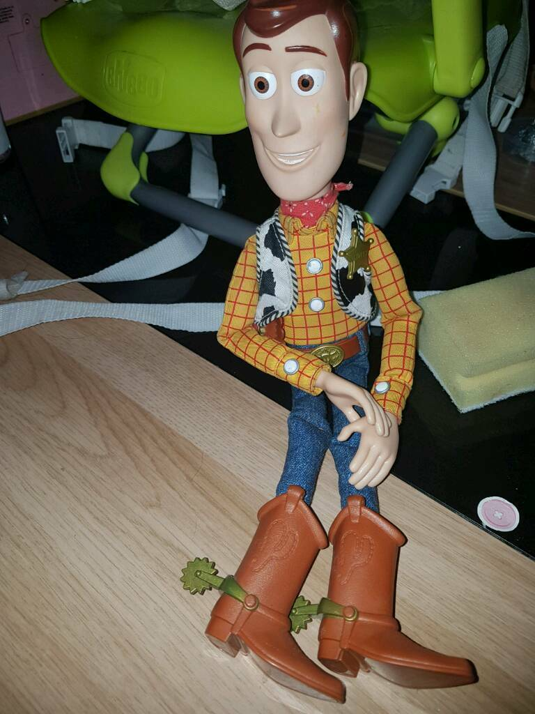 Talkin woody