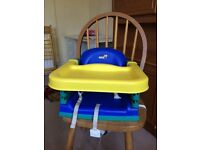 Baby feeding booster seat