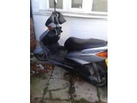 Yamaha Cygnus X 125cc Scooter 2006 - Spares & Repairs Only