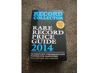 RARE RECORD COLLECTOR 2014
