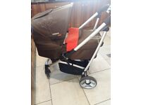 Cosatto Walk in the Park Travel System Pram, Buggy, Carseat