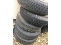 Tyres for Vauxhall corsa