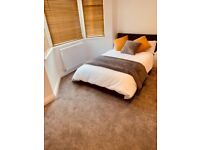 Ensuite double rooms available single occupancy only