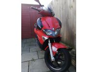 Gilera runner st125 low milage