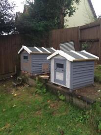 Animal shed