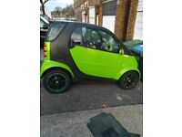 Smart car automatic gear transmission auto gear car for spears or repair NO mot not start NO drive