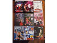 Dance DVDs