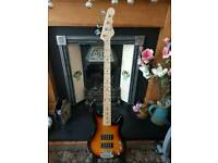 G&L L2000 Tribute 4 string bass
