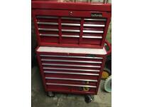 Halfords toolkit toolbox