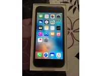 iPhone 6 16GB space grey sim free for sale.