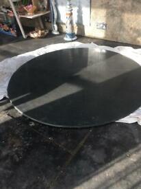 Granite Table Top. 130cm Diameter. Only £95