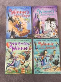 Winnie the witch books
