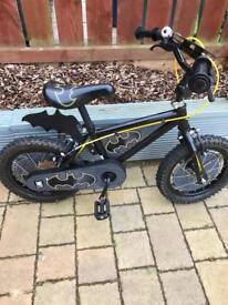 Batman bike 14inch