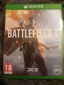 Xbox one battlefield one new