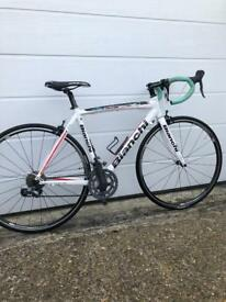 Bianchi via nirone 7 road bike