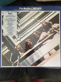 Beatles vinyl 1967-70 lp