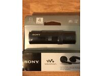 *** Sony NWZ-B183B Portable Walkman with Built-in USB *** £25
