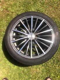 "17"" Inter Action alloys for sale"