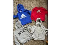 Boys hoodie bundle