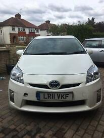 Toyota Prius 5Dr 1.8 Auto Hatch (2011-11) White Excellent Condition